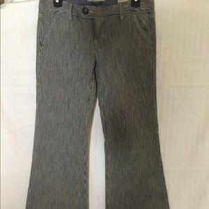 Gap limited edition pinstripe jean size 2